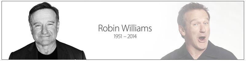 Reflecting on Robin Williams