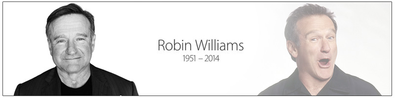 Reflecting on Robin Williams